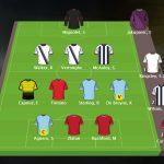 Sjons Fantasy Premier League Team Speelweek 6