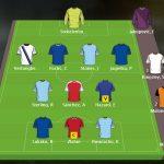 Sjons Fantasy Football Team Speelweek 5